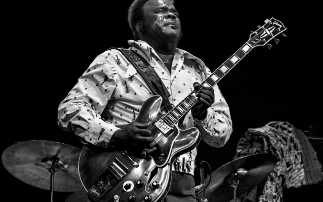 Freddie King- The Texas Cannonball