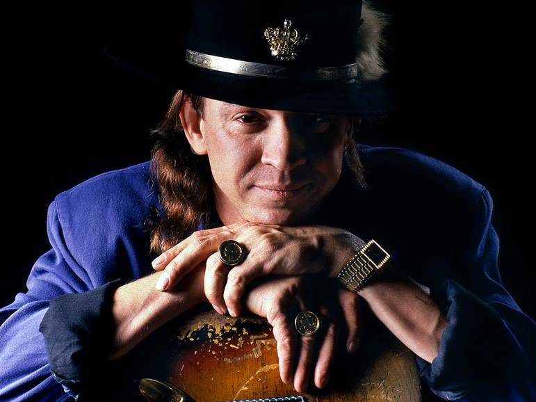 Stevie Ray Vaughan – The Texas Blues King on The Blues & Life